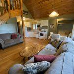 Cottage #1 living area